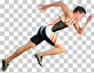Running Sprint Track & Field Sport Athlete PNG