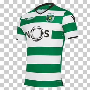 Sporting CP T-shirt Jersey Kit PNG