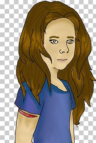 Brown Hair Eye Cheek Human Hair Color PNG