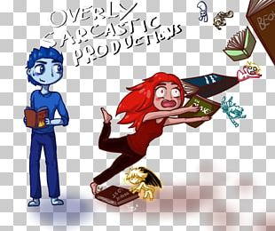 Fan Art Overly Sarcastic Productions Character PNG