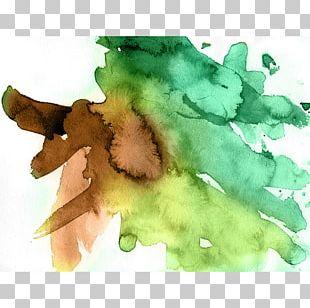 Watercolor Painting Paper Pastel Work Of Art PNG