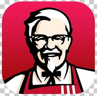 Colonel Sanders KFC Fried Chicken Logo Restaurant PNG
