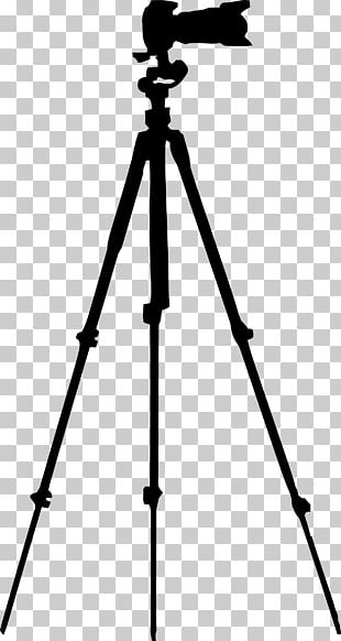 Photographic Film Camera Tripod Photography PNG