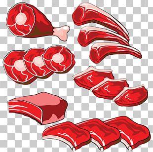 Steak Ham Bacon Meat PNG
