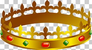 Crown Free Content Website PNG