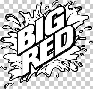 Big Red Fizzy Drinks Cream Soda NuGrape Diet Drink PNG