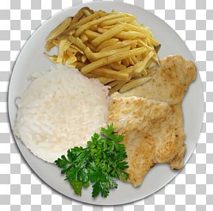 French Fries Chicken And Chips Fried Chicken Fish And Chips Dish PNG