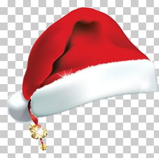 Santa Claus Hat Christmas Santa Suit PNG