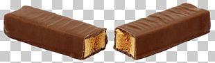Split Crunchie Bar PNG