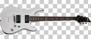 Schecter Guitar Research Omen-7 Electric Guitar Schecter Omen 6 Schecter Guitar Research Omen-7 Electric Guitar PNG
