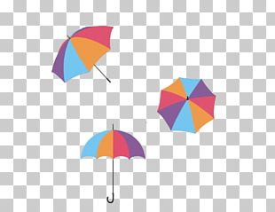 Umbrella Geometric Shape PNG