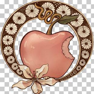 Heart Flower Organ Plate Food PNG
