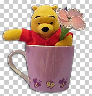 Stuffed Animals & Cuddly Toys Plush Mug Material Cup PNG