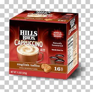 Cappuccino Instant Coffee Wiener Melange Cortado PNG