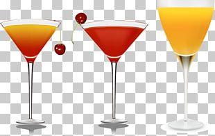 Cocktail Martini Juice Distilled Beverage Drink PNG