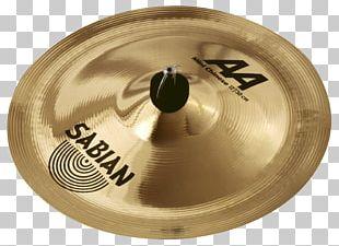 China Cymbal Musical Instruments China Cymbal Sabian PNG