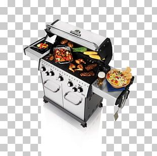 Barbecue Broil King Baron 490 Broil King Baron 590 Rotisserie Cooking PNG