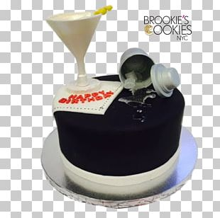 Cake Decorating Cocktail Birthday Cake Food PNG