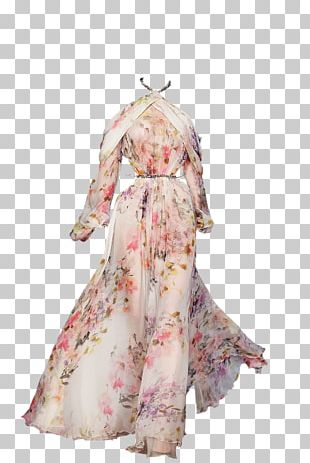 Robe Gown Costume Design Dress PNG