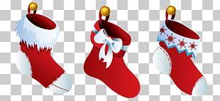 Christmas Stockings Sock PNG