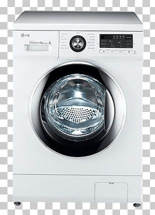 Washing Machines LG Electronics Direct Drive Mechanism Clothes Dryer PNG