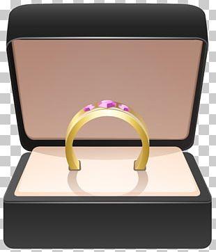 Earring Jewellery Box PNG