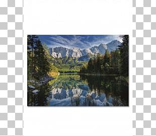Jigsaw Puzzles Ravensburger Eibsee Puzzle Video Game PNG