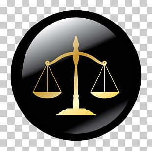 Lawyer Symbol Criminal Law Justice PNG