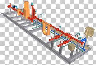 Piping 3D Computer Graphics Engineering 3D Rendering Pipe PNG