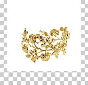 Body Jewellery Necklace Gold Bijou PNG
