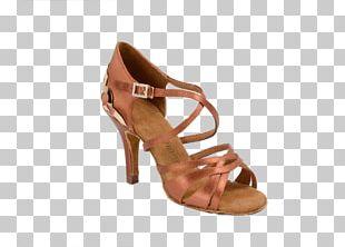 Footwear Latin Dance Shoe Ballet PNG