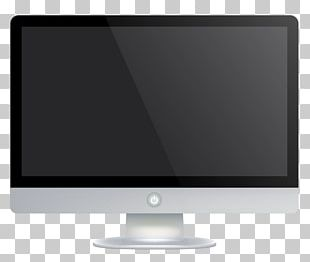 Television Set Computer Monitor Flat Panel Display Output Device PNG