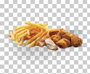 Crispy Fried Chicken French Fries Chicken Nugget Chicken Fingers PNG