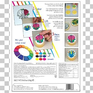 Food Coloring Azymes Dye Wafer PNG