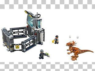 Stygimoloch Lego Jurassic World Dr. Henry Wu Dinosaur PNG