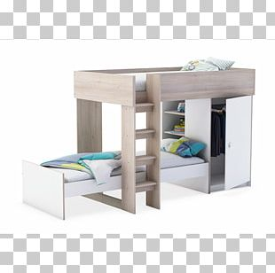 Bunk Bed Cots Bed Base Drawer PNG