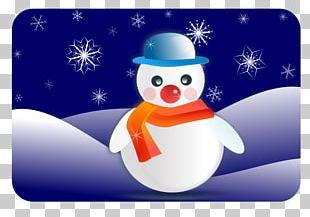 Snowman PNG
