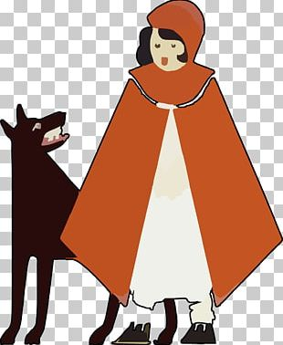 Little Red Riding Hood Big Bad Wolf The Wolf And The Seven Young Goats Gray Wolf Fairy Tale PNG