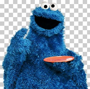 Cookie Monster Cupcake Oatmeal Raisin Cookies Big Bird Chocolate Chip Cookie PNG