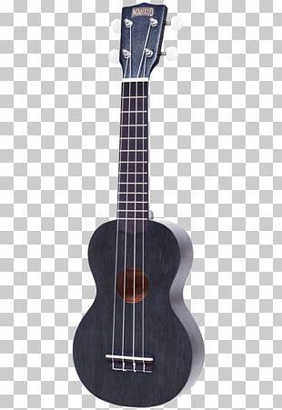 Kala Satin Mahogany Soprano Ukulele Musical Instruments String Instruments PNG