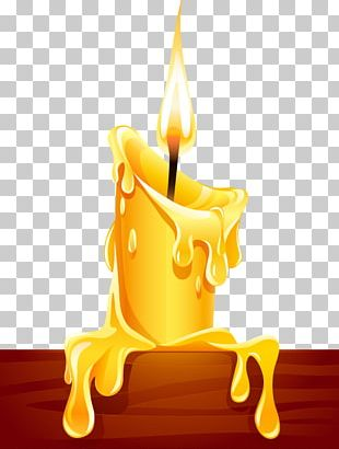 Birthday Cake Candle Drawing PNG