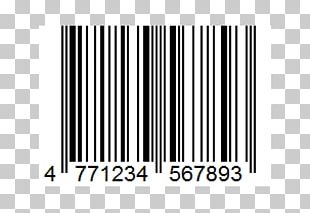 Barcode Universal Product Code GS1 2D-Code International Article Number PNG