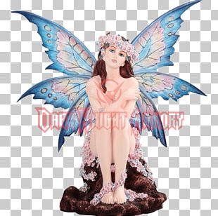 Fairy Figurine Statue Magic Gift PNG