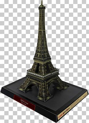 Eiffel Tower Paper France Miniature Architecture PNG