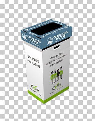Plastic Bottle Recycling Bin PNG