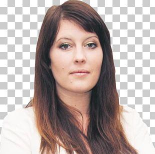 Beatrice Rindevall ETC Journalist .de Long Hair PNG
