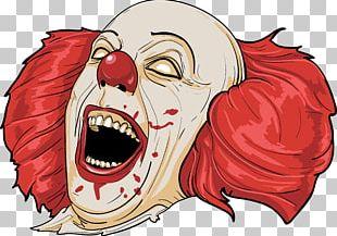 2016 Clown Sightings Evil Clown PNG
