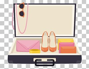 Suitcase Travel Baggage Vacation PNG