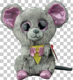 Teddy Bear Stuffed Animals & Cuddly Toys Ty Inc. Mouse Beanie PNG