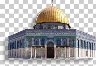 Dome Of The Rock Al-Aqsa Mosque Temple Mount Great Mosque Of Mecca Old City PNG
